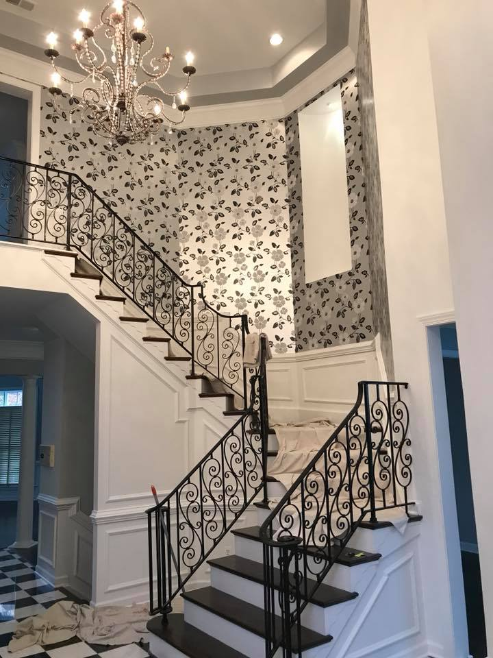 If you're looking for a professional, award winning wall paper installer that is not only neat but efficient and thorough in all the details then you've ...